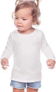 Unisex Infants Crew Neck Long Sleeve