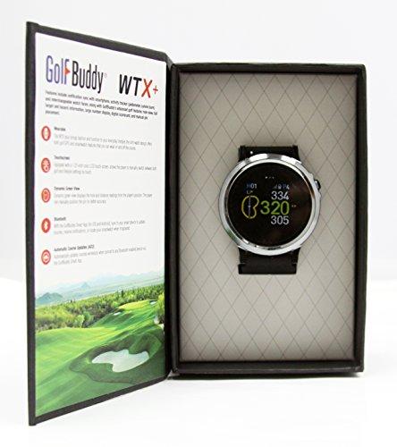 GolfBuddy GB9 WTX+, la Montre GPS de Golf Intelligente