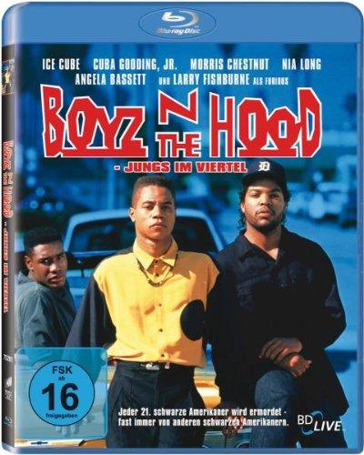 Boyz'n The Hood-Jungs Im Viertel [Blu-Ray] [Iompórtáil]