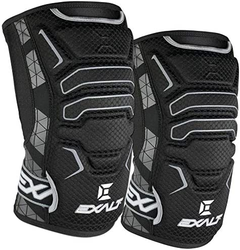 Exalt Paintball Industry No. Super beauty product restock quality top! 1 FreeFlex Pads Knee
