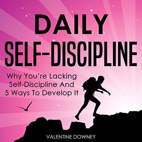 Daily Self-Discipline cover art