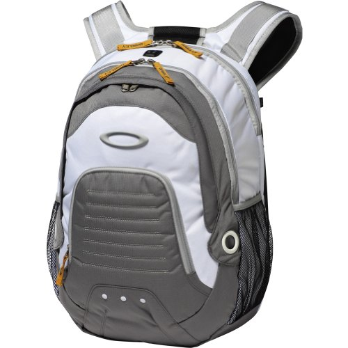 Oakley Flak Pack XL - Mochila, color blanco, talla XL