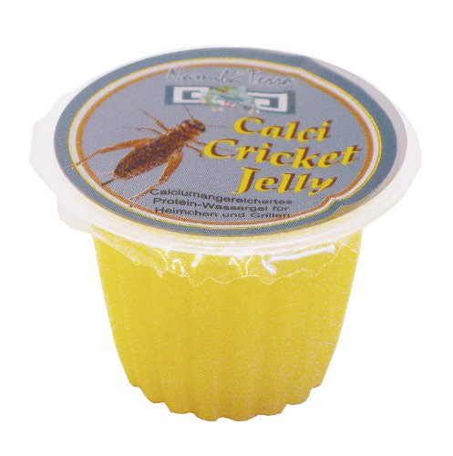 Namiba Terra 0256 CalviRep Calci Cricket Jelly für Heimchen und Grillen und Insekten 16 g, 6-er Pack