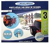 Mont Blanc Porte 3 velos sangles Special 4x4 Rider