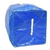 T-Day Gran Capacidad, 1 Uds, Tela Tejida de PE Azul,...