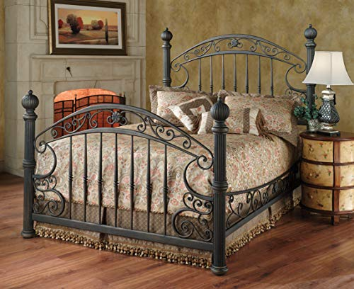 Hillsdale Furniture Chesapeake Bed Set with with Rails,...