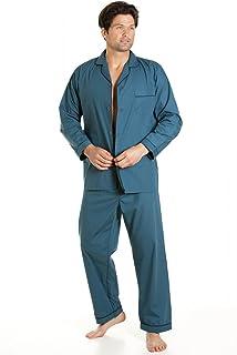 Haigman Classic Style Mens Full Length Pyjama Set XXXL Teal