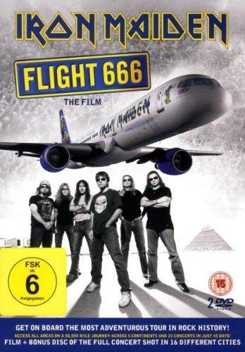 Iron Maiden: Flight 666 [2 DVDs]
