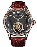 SU8000GB Tourbillon Master Seagull ST8000 Reloj mecánico automático para hombre con movimiento de cristal de zafiro 1963