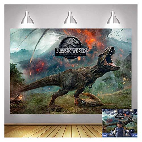 vinilo dinosaurio de la marca XLL