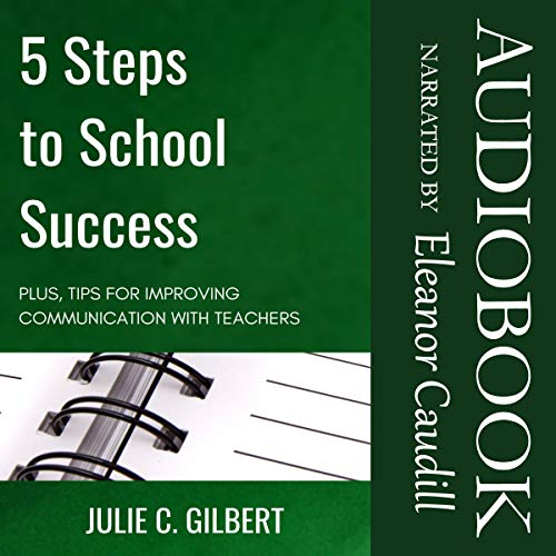 5 Steps to School Success cover art