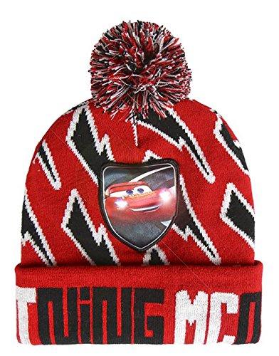 Cerdá 2200002568 Mütze, Schal & Handschuh-Set, Braun (Rojo 001), One Size (Herstellergröße: Única)
