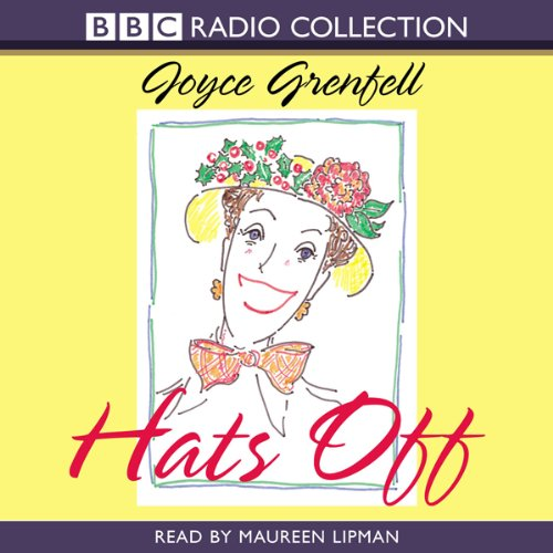 Hats Off audiobook cover art