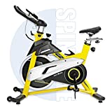 Reach Body King Spin Bike Exercise Cycle | Best Fitness Spinning Cycles