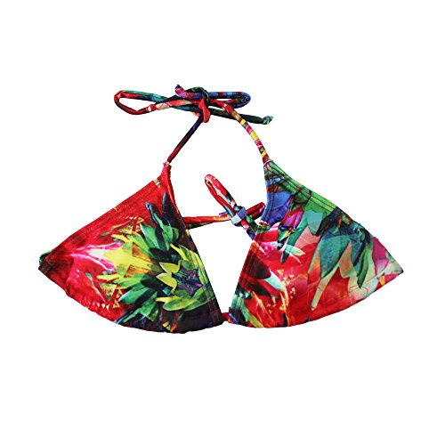 Bikini Top Tie-Dye Taille Funky Boho s