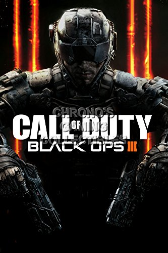"""CGC Huge Poster GLOSSY FINISH - Call of Duty Black Ops III PS3 PS4 XBOX 360 ONE - COD021 (24"""" x 36"""" (61cm x 91.5cm))"""