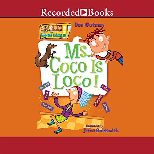 Ms. Coco Is Loco audiobook cover art