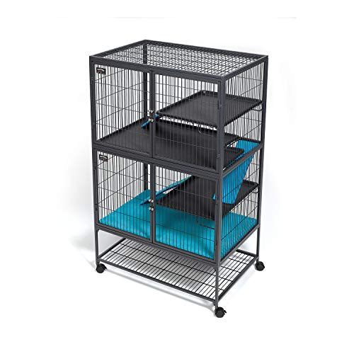 Ferret Nation Bottom Pan Cover for Ferret Nation & Critter Nation Small Animal Cages   Measures 34.5L x 22.5W x 1H - Inches -  MidWest Homes For Pets, NA-PCB