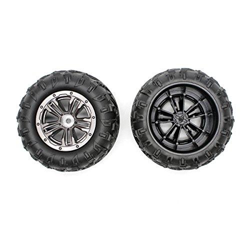 Hosim RC Autoreifen Zubehör Ersatzteile Felgen 30-ZJ02 für 9130 9138 9137 9135 RC Auto (2 Stück)…
