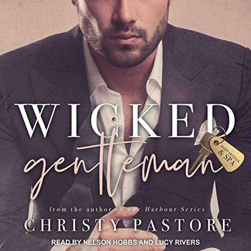 Wicked Gentleman audiobook cover art