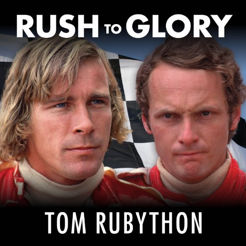 Rush to Glory audiobook cover art