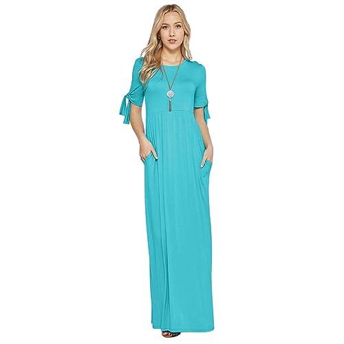 Turquoise Women Dress