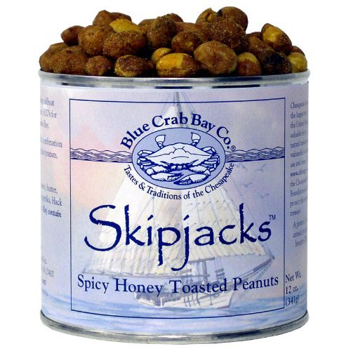 Skipjacks Spicy Honey Peanuts Toasted Cheap Memphis Mall mail order shopping