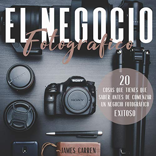 El Negocio Fotográfico [The Photographic Business] cover art