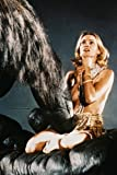 Jessica Lange Sexy Color 24x36 Poster King Kong arms covering breasts