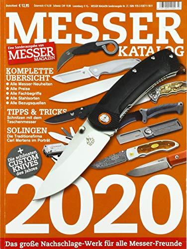 MESSER KATALOG 2020: Eine Sonderausgabe von MESSER MAGAZIN