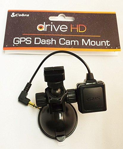 Cobra Lecteur HD Dash Cam Support GPS
