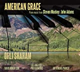 American Grace.Piano Music from John Adams and St