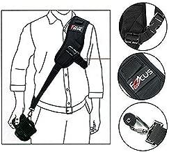 ZHXuan Focus F-1 Anti-Slip Quick Rapid Shoulder Sling Belt Neck Strap for Camera DSLR