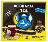 Alghazaleen Tea- Beutel- Tee Earl Grey 100 x 2 Gramm Schwarzer Tee