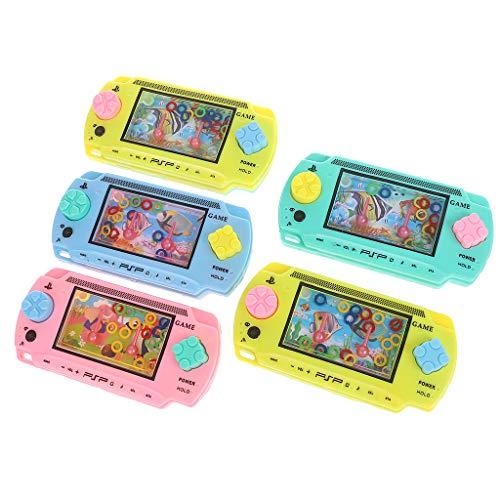 LyGuy Kids Toy Consola de Agua Máquina de Juego para niños Juguetes intelectuales clásicos Regalos Juego de Consola de Agua