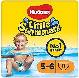 comprar comparacion Huggies Little Swimmers desechables pañales de nadar, tamaño 5–33pantalones