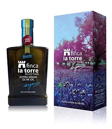 ¡Nueva Cosecha 2020! Aceite de Oliva Finca la Torre - Estuche Botella Hojiblanca Virgen Extra Ecológico