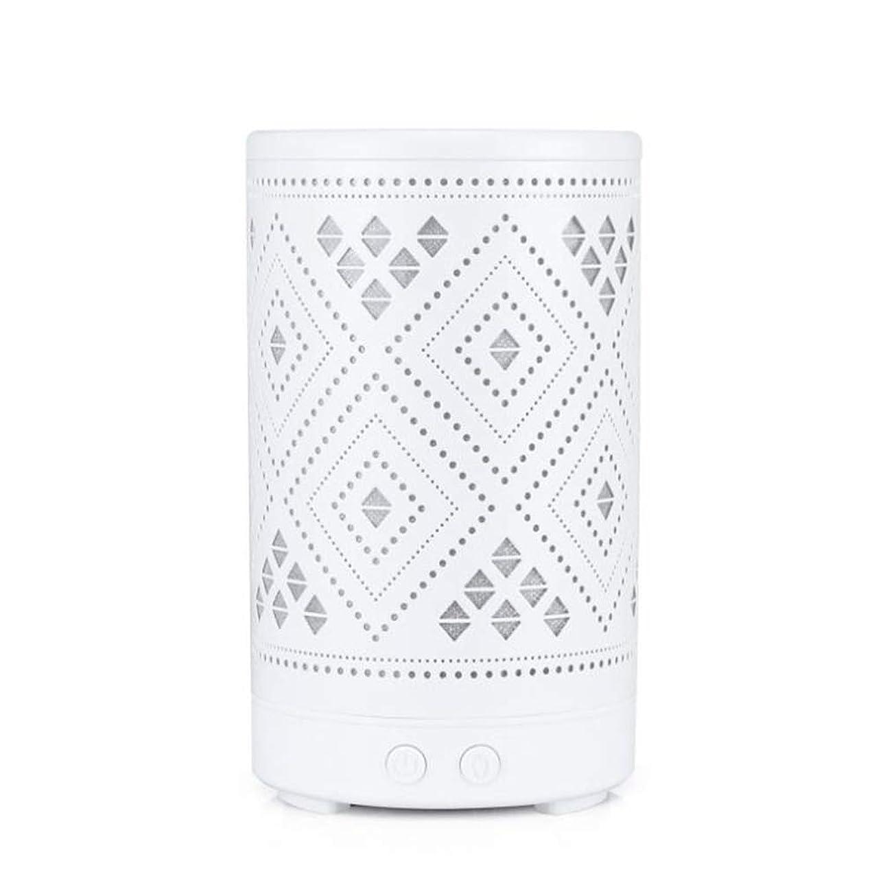 ストリームジレンマ髄クラシック ミニ 中空 加湿器,涼しい霧 7 色 デスクトップ 加湿機 精油 ディフューザー アロマネブライザー Yoga ベッド 寮- 100ml