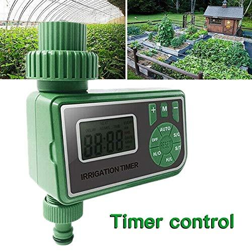 MINGMIN-DZ Dauerhaft Steuern intelligente automatische Wasserhahn Timer elektronische Digital LCD Bewässerungssteuerung im Freien Garten-Sprinkler Bewässerung Timer