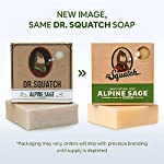 Alpine Sage Soap for Men – Revitalizing Natural Scent with Lavender, Cypress, Clary Sage Organic Oils – Bar Handmade in… 3