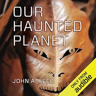 Our Haunted Planet cover art