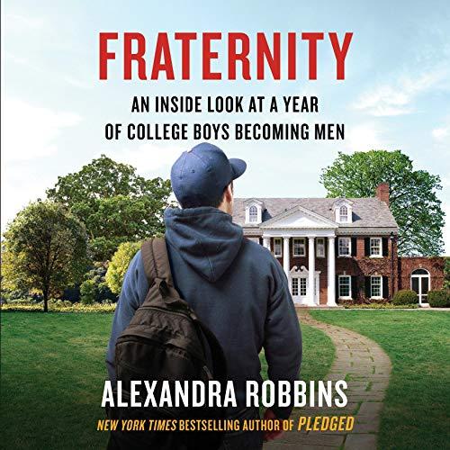 Couverture de Fraternity