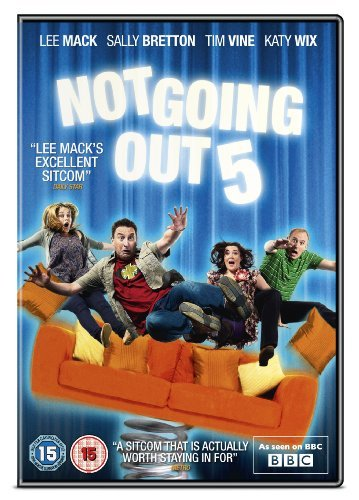 Not Going Out - Series 5 [DVD] by Lee Mack