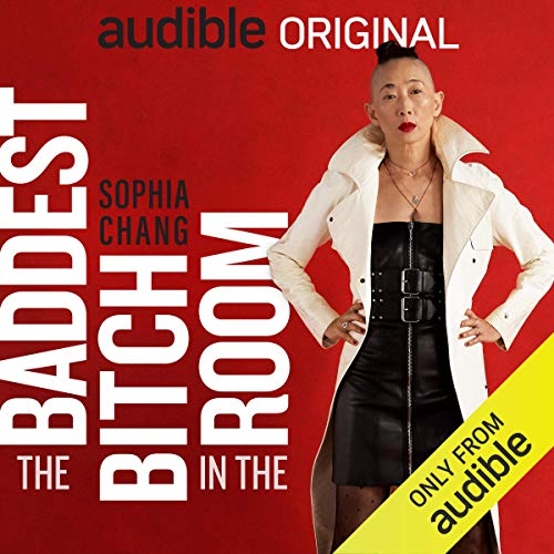 The Baddest Bitch in the Room audiobook cover art