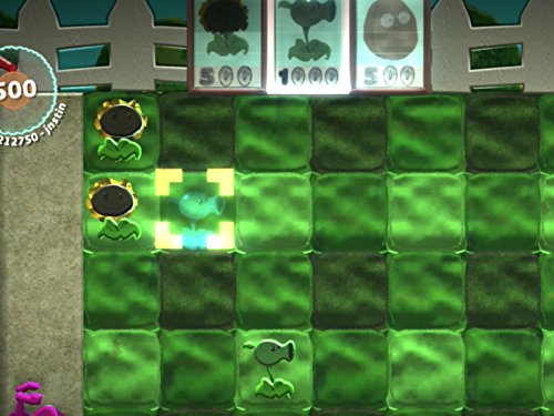 Clip: Plants vs. Zombies