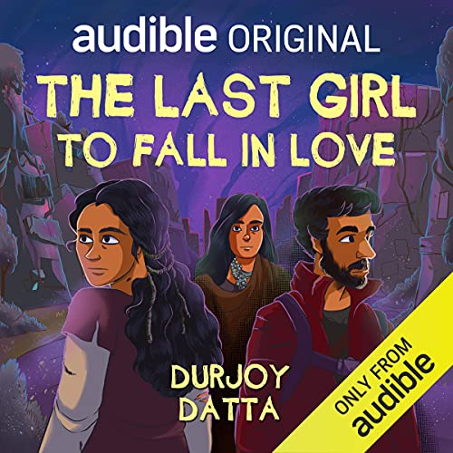 The Last Girl to Fall in Love cover art