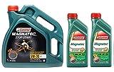 Castrol Magnatec 5W-30 C2 Full Sintético 6 litros