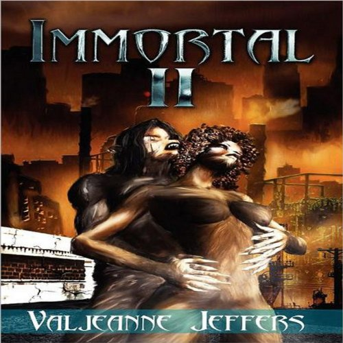 Immortal II: The Time of Legend audiobook cover art