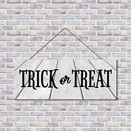 No Branded Rustikales Holzplanken-Design zum Aufhängen an der Wand, dekoratives Holzschild, rustikale Wandkunst,...