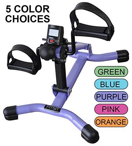 Platinum Fitness Fit Sit Deluxe Folding Pedal Exerciser Leg Machine